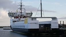 Ellen, Electric Driven Ferry
