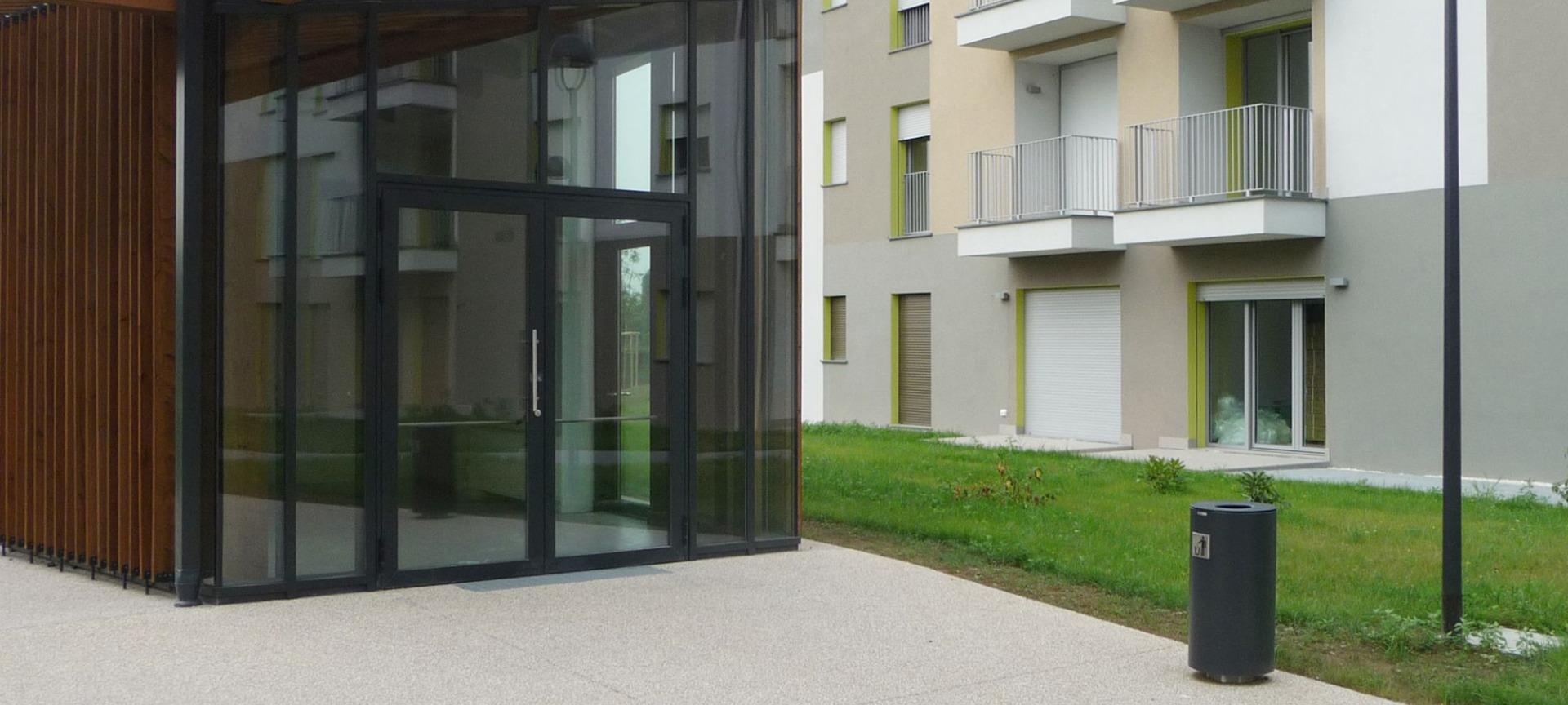 Figino Residential Area, Milano
