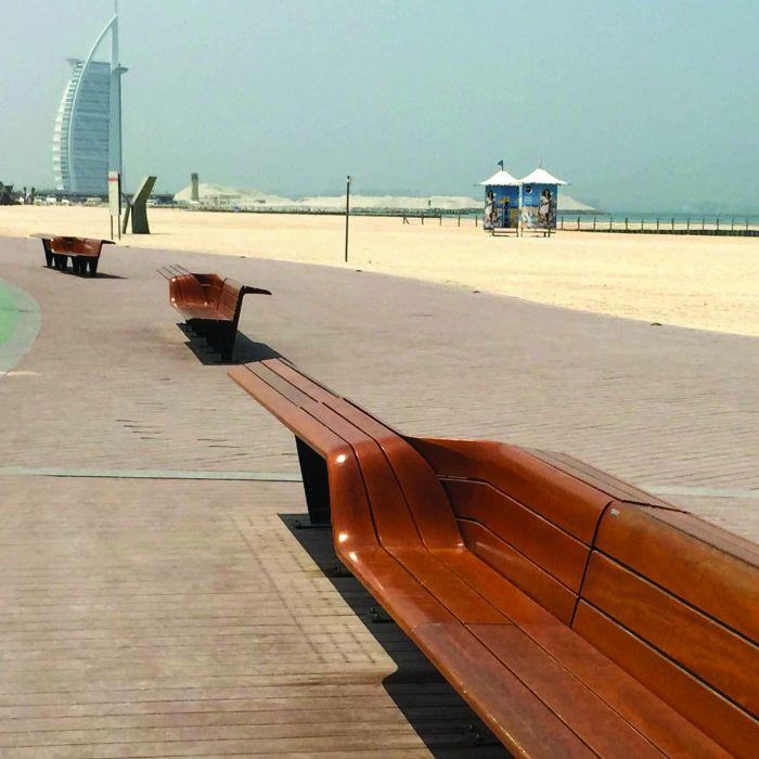 Jumeirah Corniche Jogging Track