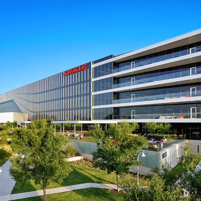 Oracle Waterfront Campus