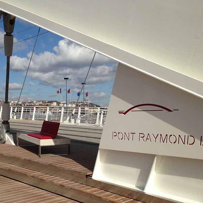 Pont Raymond Barre, Lyon