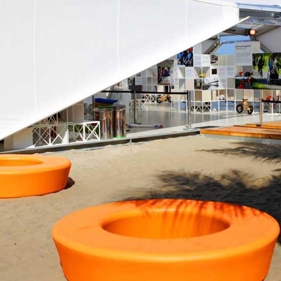 Rio Olympics Pavillion