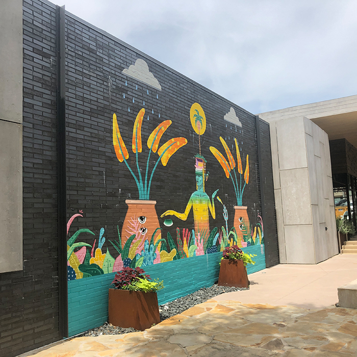 The Hill Shopping Center, Dallas