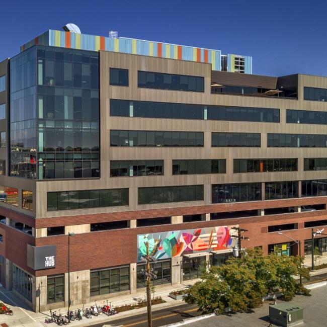 The Hub (Denver River North Area)