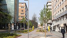 Urban Renewal Project, Mestre, Venice
