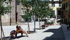 Verbania, Ranzoni Square