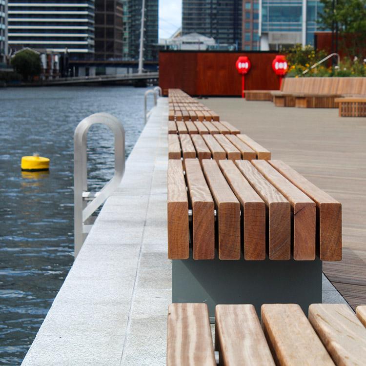 Wood Wharf