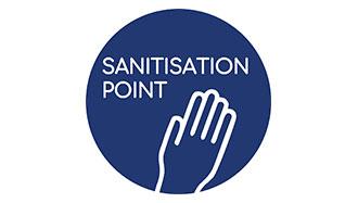 Sanitisation Point