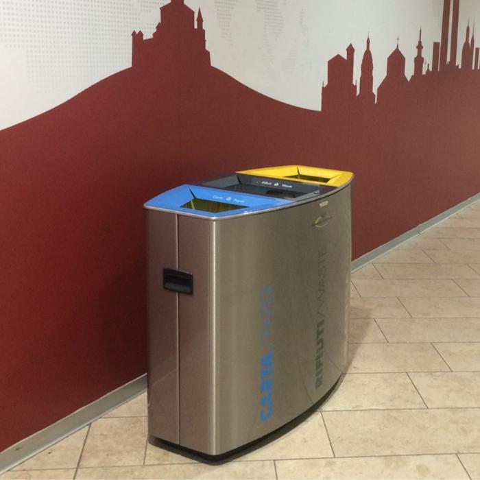 Aero Recycling Litter Bin