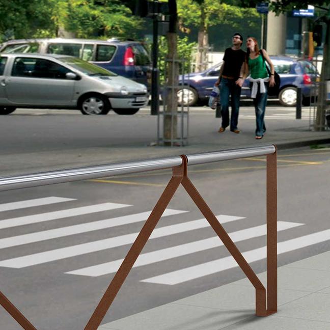 V-Form Barrier