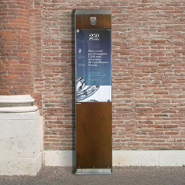 Annunci Display Stand