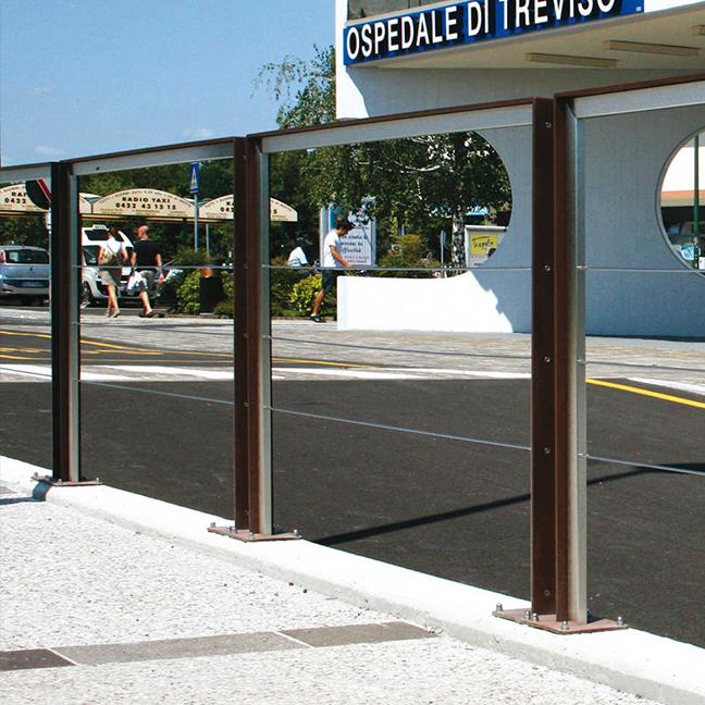 Verso Barrier
