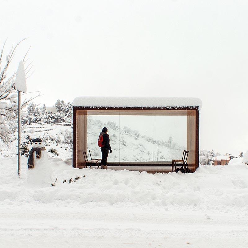 Cabinedda Shelter
