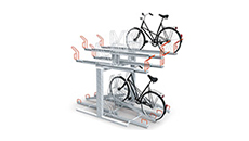 Biplano Cycle Stand