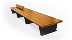 Canape Double Bench