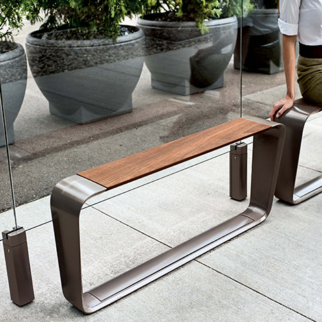 Connect Rail Bench
