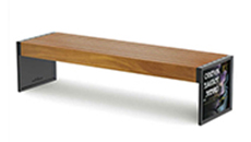 Horn Bench