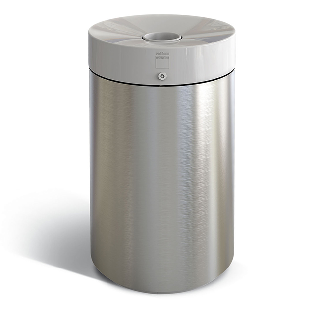 Rainless Litter Bin