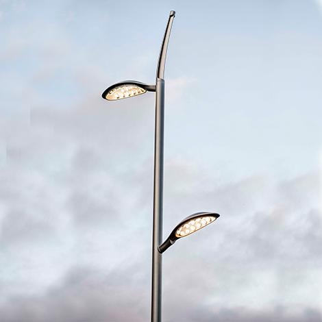 Signal Street Lighting