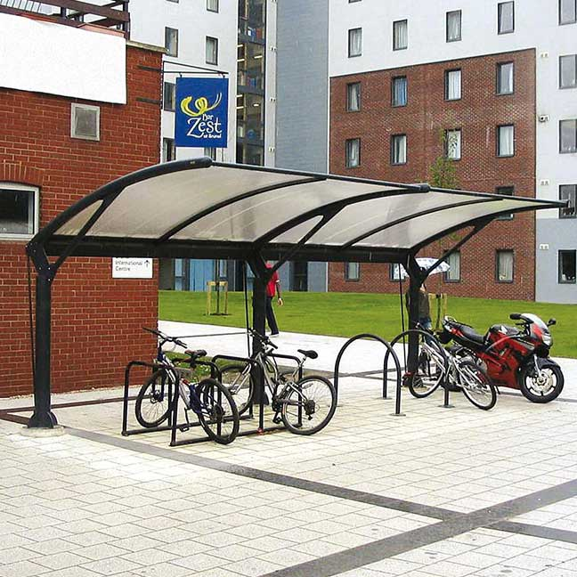 Space Bici Shelter