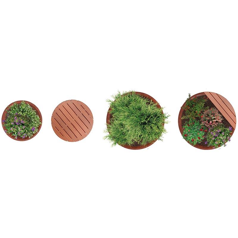 Parabel Planter