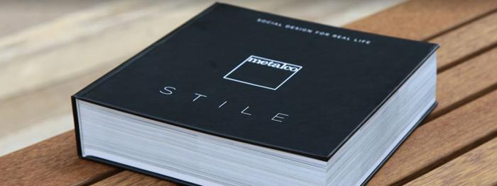 Artform announce the UK release of the new contemporary STILE brochure by Metalco.