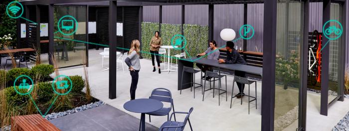 How sustainability and technology is shaping the urban environment and the street furniture within it