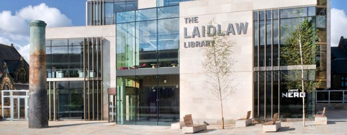 Leeds Laidlaw Library shortlisted for The SCONUL Library Design Awards