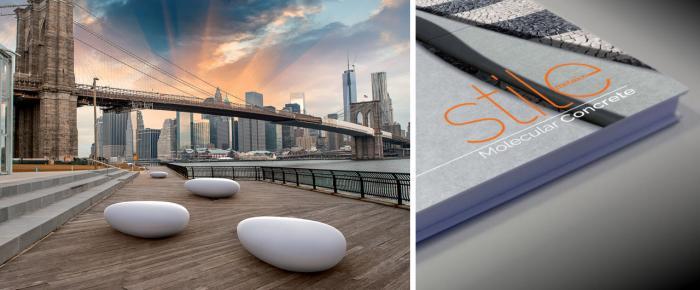 Ultra-High Performance Concrete & Furniture Design