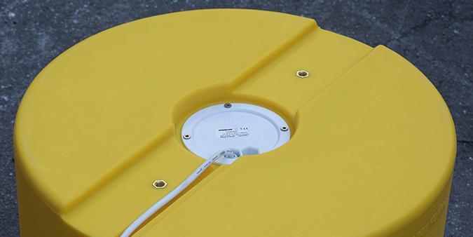 HopOp 500 Light Detail
