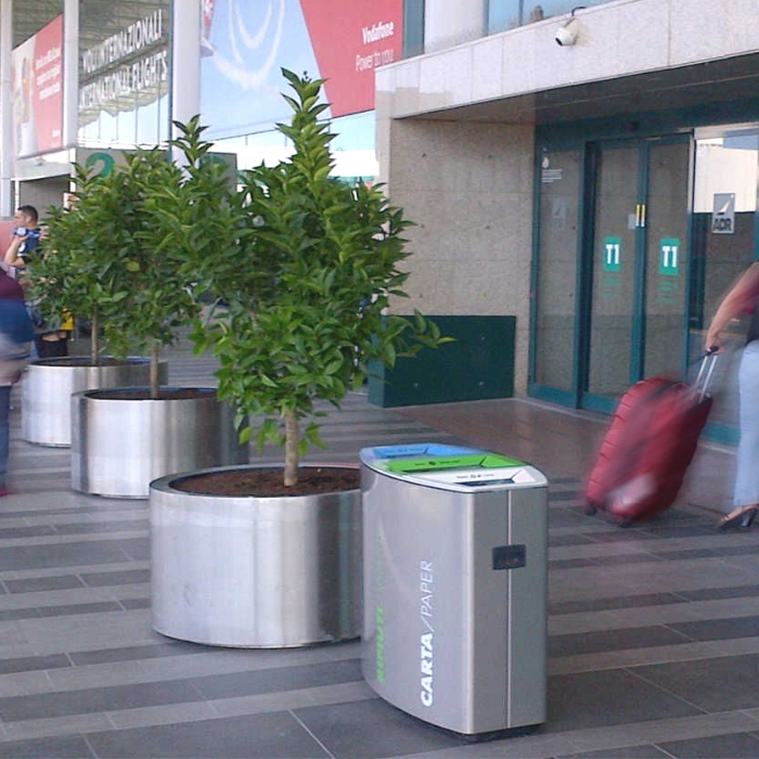 Aero Recycling Litter Bin