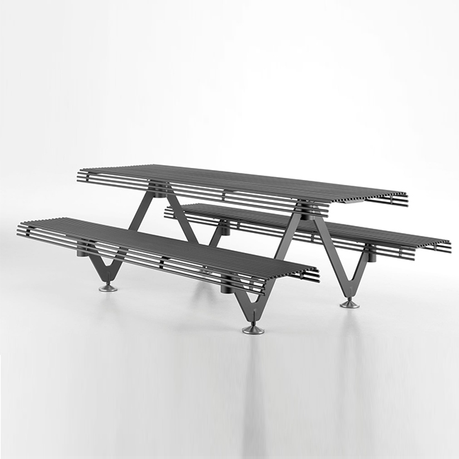 Air Picnic Table
