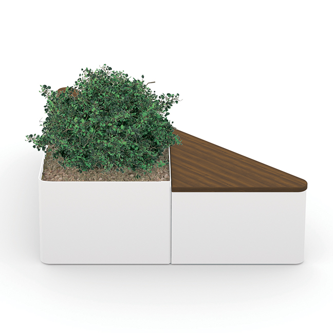 Triangle Planter