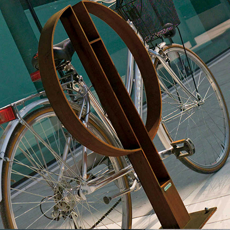 Cafe Cycle Stand