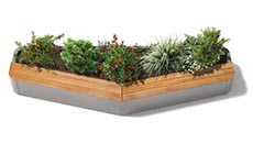 City of Sion Planter