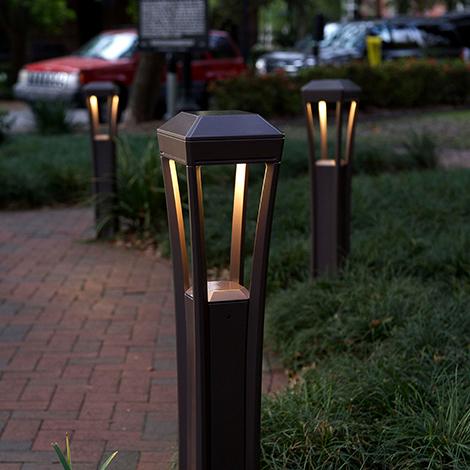Ashbery Path Light