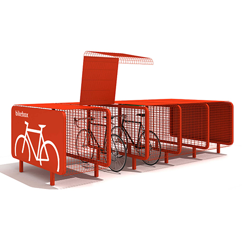 BikeBox Cycle Storage