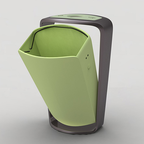 Collect Litter Bin