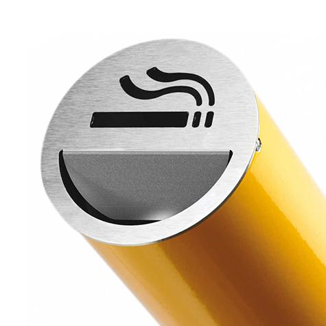 Fu Cigarette Bin