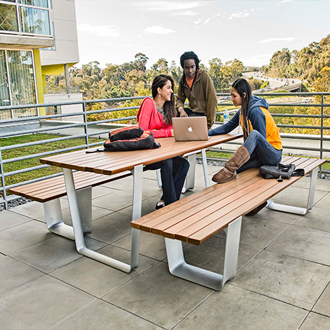 MultipliCITY Bench
