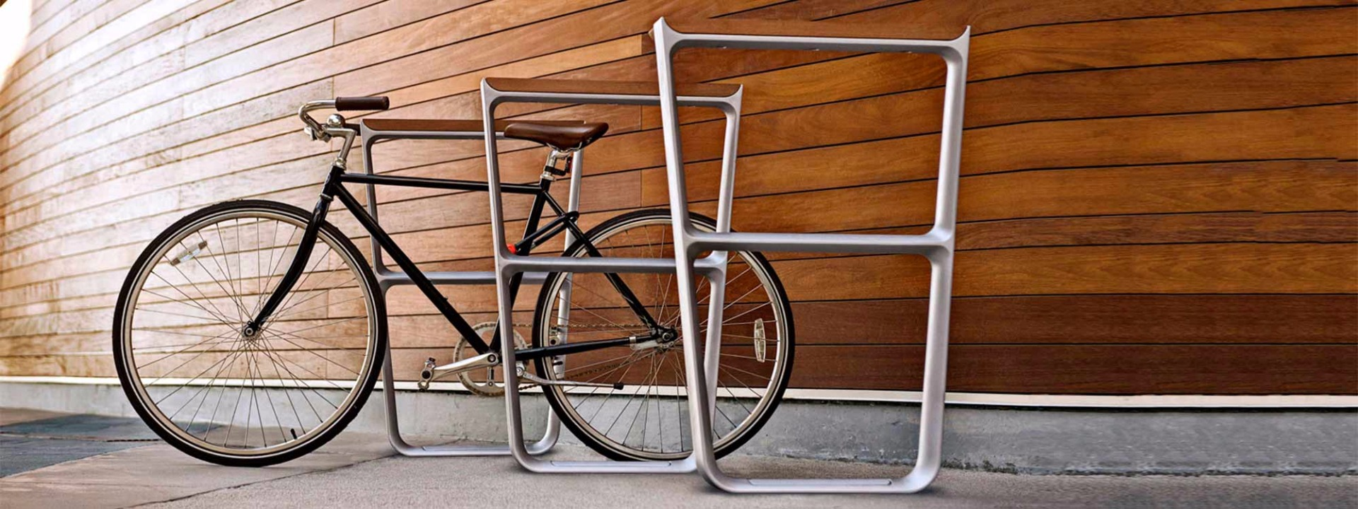 Multiplicity Cycle Stand Street Furniture Uk