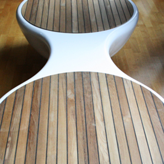 Union Yacht Bench