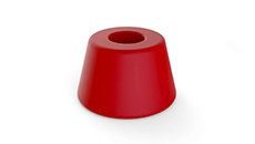 Loop Cone Backrest
