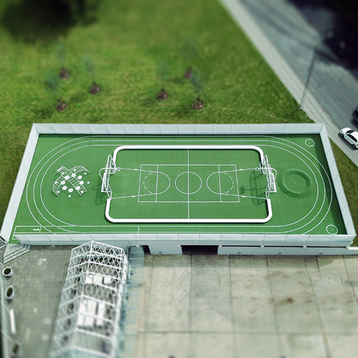 Loop Playfield