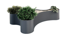 Helmut Interior Planter