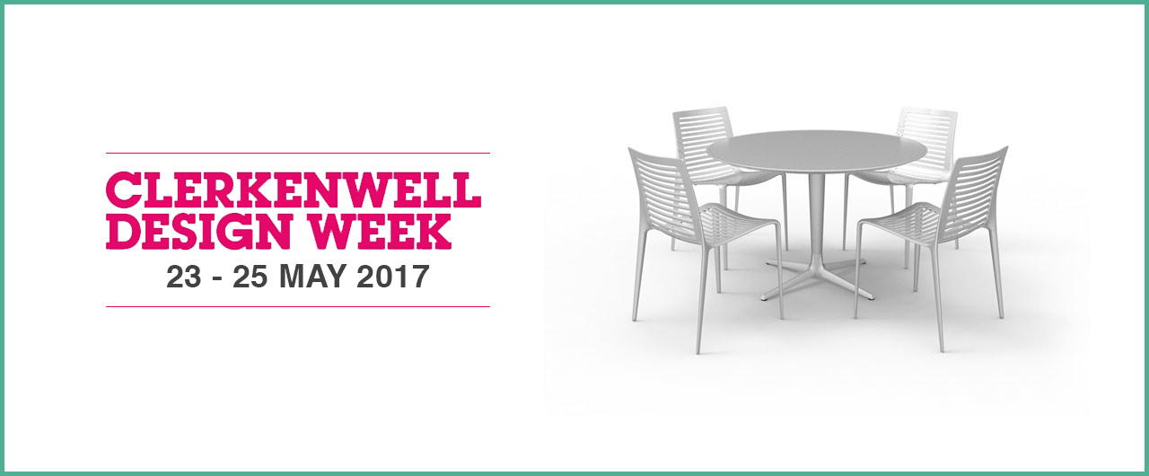 Clerkenwell Design Week 2017