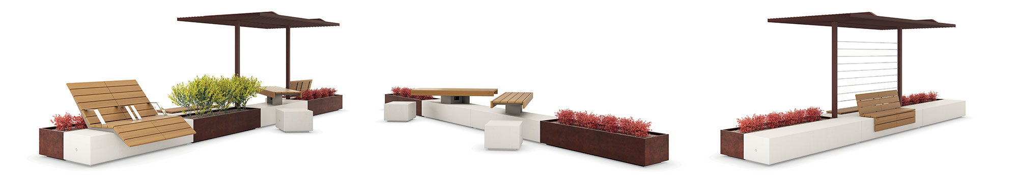 Alterego  Street Furniture Specifi London