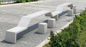 Street Furniture Materials