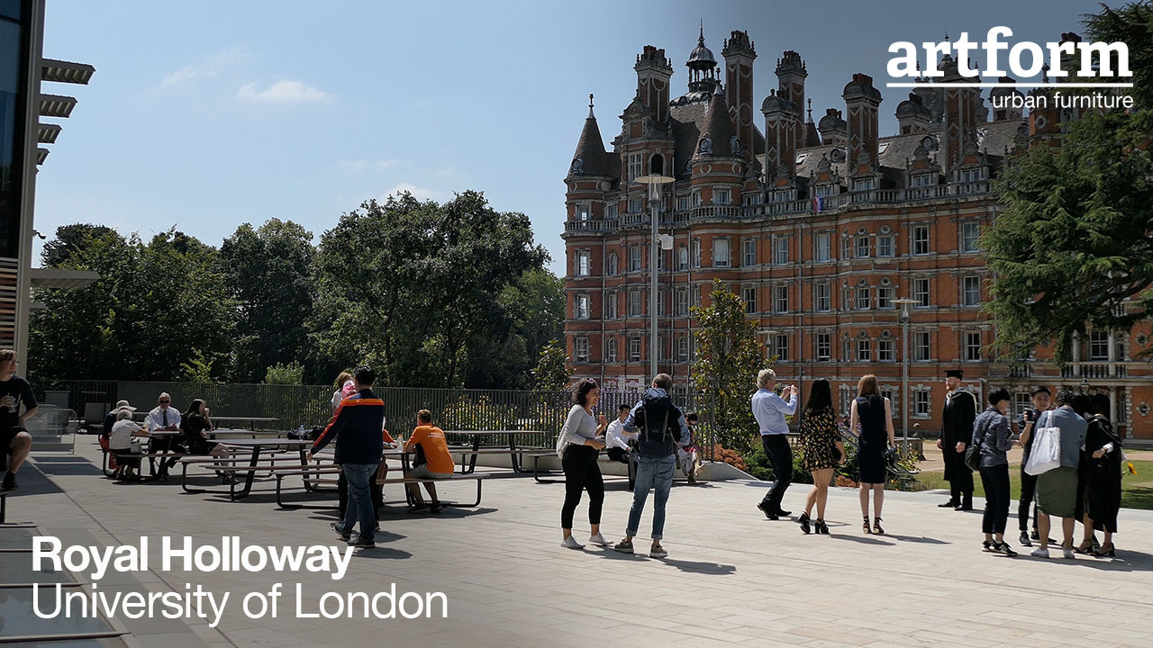 Royal Holloway Case Study